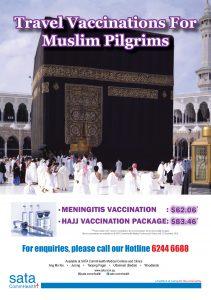 Meningitis and Hajj Vaccinations v2 Poster FINAL