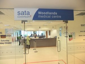 SATA CommHealth Woodlands