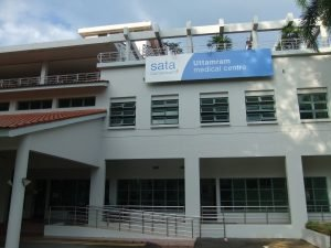 SATA CommHealth Uttamram Bedok